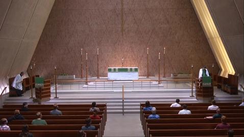 Thumbnail for entry Kramer Chapel Sermon - Tuesday, July 14, 2020