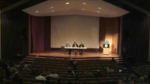 Thumbnail for entry The 40th Annual Symposium on the Lutheran Confessions - Panel Discussion