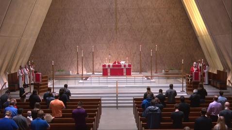 Thumbnail for entry Kramer Chapel Sermon - Friday, October 23, 2020