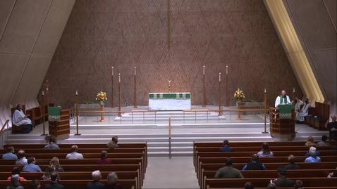 Thumbnail for entry Kramer Chapel Sermon - Tuesday, November 10, 2020