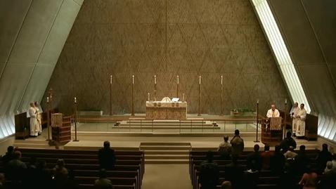 Thumbnail for entry Kramer Chapel Sermon - January 14, 2015