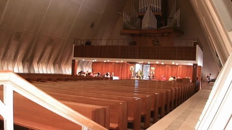 Thumbnail for entry Kramer Chapel Sermon - August 12, 2015