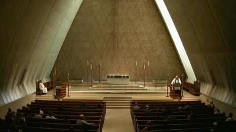 Thumbnail for entry Kramer Chapel Sermon - October 07, 2014