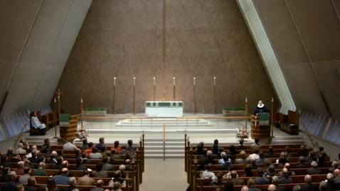Thumbnail for entry Kramer Chapel Sermon - January 20, 2017