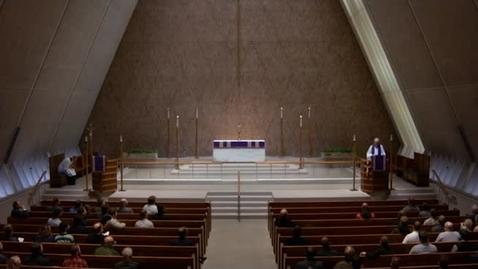 Thumbnail for entry Kramer Chapel Sermon - December 04, 2017