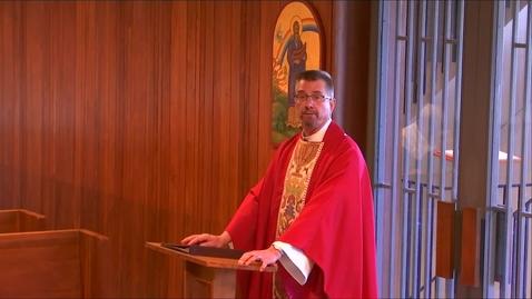 Thumbnail for entry Kramer Chapel Sermon - Friday, June 11, 2021