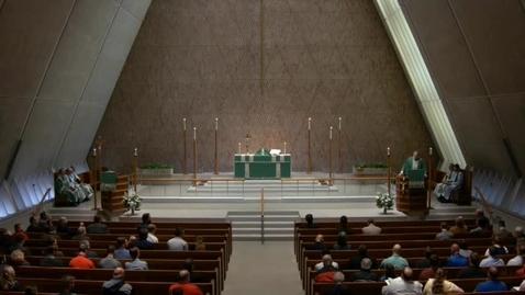 Thumbnail for entry Kramer Chapel Sermon - September 06, 2017