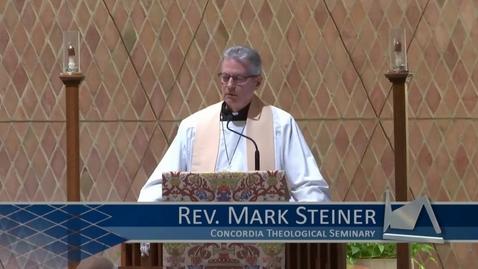 Thumbnail for entry Kramer Chapel Sermon - April 05, 2018