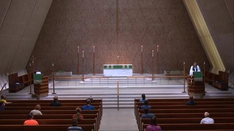 Thumbnail for entry Kramer Chapel Sermon - Tuesday, June 23, 2020