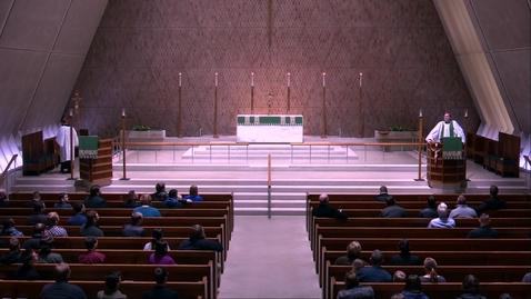 Thumbnail for entry Kramer Chapel Sermon - Thursday, February 06, 2020