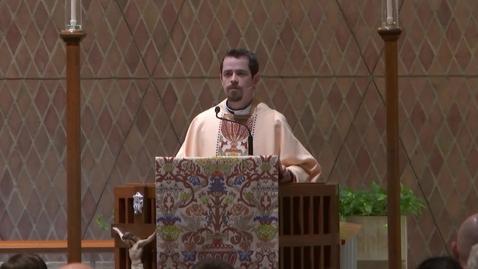 Thumbnail for entry Kramer Chapel Sermon - March 19, 2018