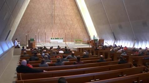 Thumbnail for entry Kramer Chapel Sermon - February 05, 2018