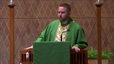 Thumbnail for entry Kramer Chapel Sermon - Wednesday, July 17, 2019