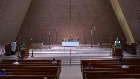Thumbnail for entry Kramer Chapel Sermon - Friday, July 10, 2020