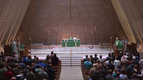 Thumbnail for entry Kramer Chapel Sermon - Wednesday, September 22, 2021