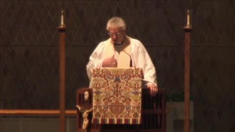 Thumbnail for entry Kramer Chapel Sermon - March 31, 2016