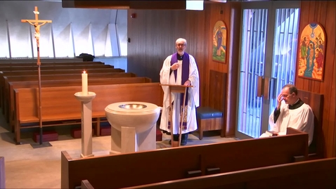 Thumbnail for entry Kramer Chapel Sermon - Thursday, April 09, 2020