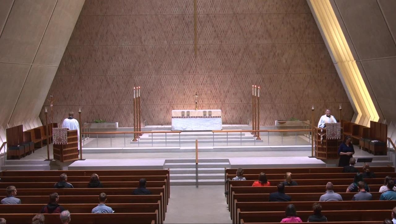 Kramer Chapel Sermon - Tuesday, May 18, 2021