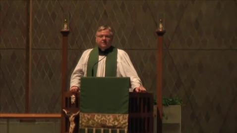 Thumbnail for entry Kramer Chapel Sermon - October 8, 2015