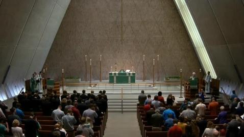 Thumbnail for entry Kramer Chapel Sermon - June 28, 2017