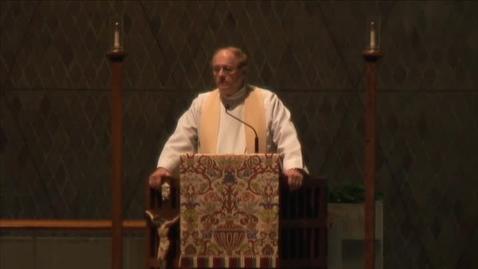 Thumbnail for entry Kramer Chapel Sermon - April 8, 2016