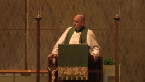 Thumbnail for entry Kramer Chapel Sermon - June 30, 2016