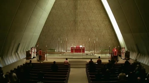 Thumbnail for entry Kramer Chapel Sermon - October 23, 2014