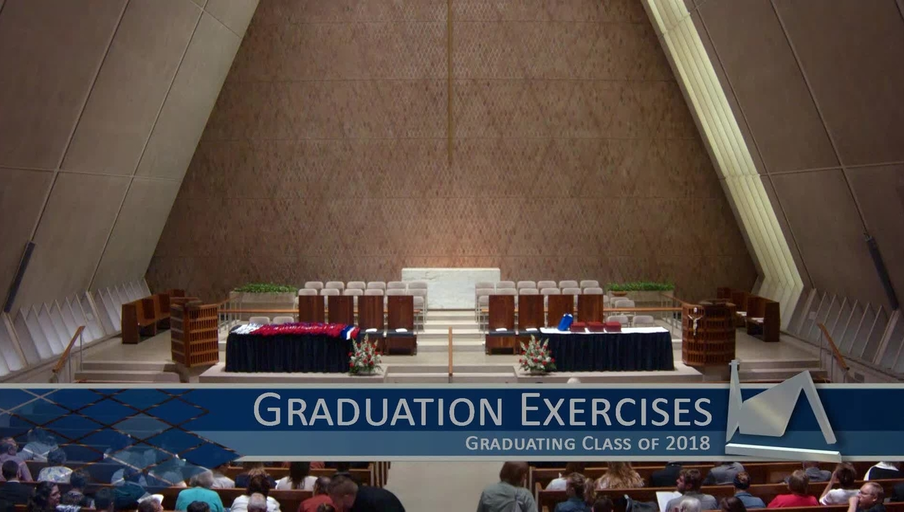 2018 Graduation Exercises