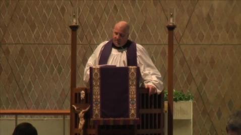 Thumbnail for entry Kramer Chapel Sermon - February 23, 2016