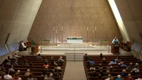 Thumbnail for entry Kramer Chapel Sermon - November 4, 2016