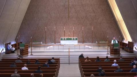 Thumbnail for entry Kramer Chapel Sermon - Friday, February 5, 2021