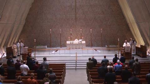Thumbnail for entry Kramer Chapel Sermon - Monday, January 18, 2021