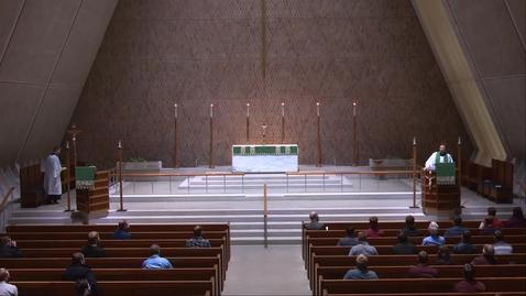 Thumbnail for entry Kramer Chapel Sermon - Friday, January 15, 2021