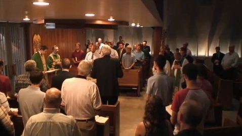 Thumbnail for entry Kramer Chapel Sermon - July 6, 2016