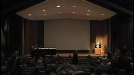 Thumbnail for entry Symposia 2011 - Missouri's First Justification Controversy: Edward Preuss Goes to Rome - Video
