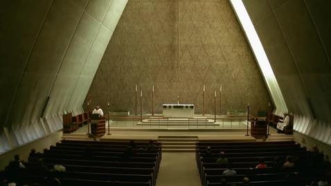 Thumbnail for entry Kramer Chapel Sermon - November 10, 2014