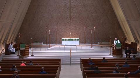 Thumbnail for entry Kramer Chapel Sermon - Thursday, October 22, 2020