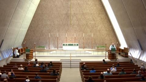 Thumbnail for entry Kramer Chapel Sermon - February 06, 2017