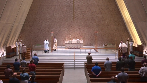 Thumbnail for entry Kramer Chapel Sermon - Tuesday, April 6, 2021