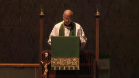 Thumbnail for entry Kramer Chapel Sermon - February 4, 2016