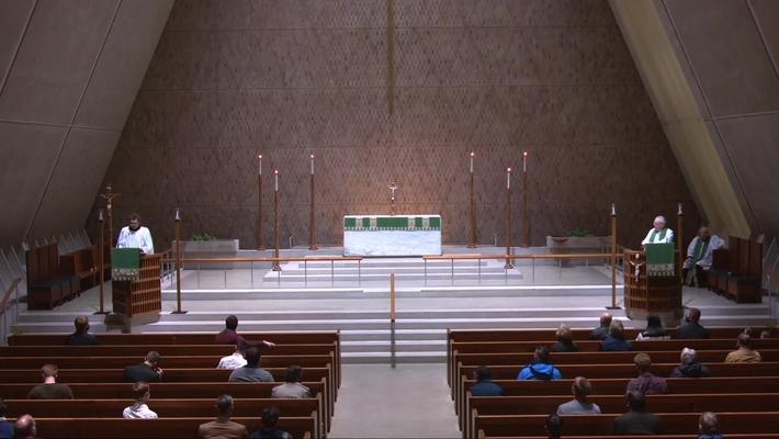 Kramer Chapel Sermon - Thursday, October 15, 2020