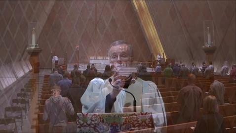 Thumbnail for entry Kramer Chapel Sermon - Thursday, April 15, 2021