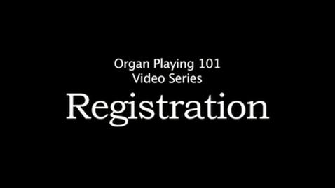 Thumbnail for entry Registration