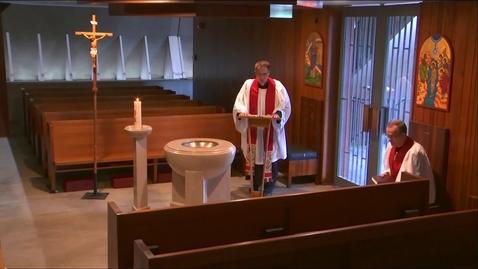 Thumbnail for entry Kramer Chapel Sermon - Wednesday, June 03, 2020