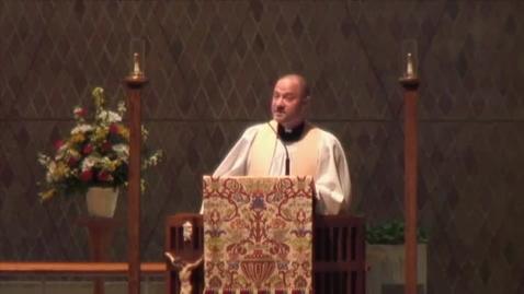 Thumbnail for entry Kramer Chapel Sermon - April 29, 2016