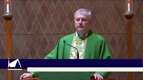 Thumbnail for entry Kramer Chapel Sermon - Wednesday, February 05, 2020