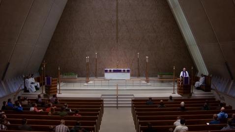 Thumbnail for entry Kramer Chapel Sermon - March 27, 2018