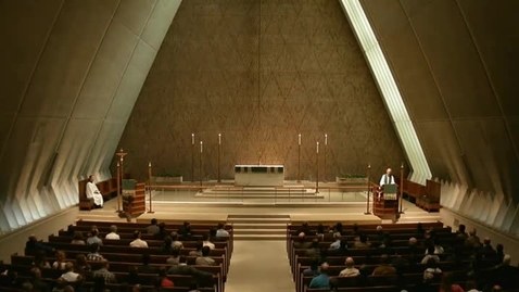 Thumbnail for entry Kramer Chapel Sermon - October 03, 2014