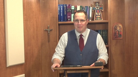 Thumbnail for entry Lectionary Podcast - Advent 3 - Series A - Old Testament