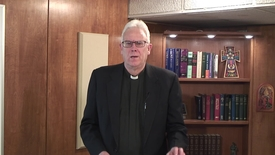 Thumbnail for entry Lectionary Podcast-Epiphany 3-Series B-Epistle-with Dr. John Nordling